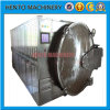 Industrial Automatic Rotary Microwave Vacuum Dryer