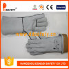 Short Cow Split Leather Welder Work Gloves Dlw602