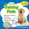 Quick Drying Doggie Training PEE Pad with Adhesive Sticky Tape