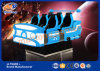 Arcade Game Machine 360 Degree Helmet 6 Seats 9d Vr Cinema