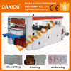 Roll Die Cutting and Embossing Machine for Hamburger Box and Paper Cup
