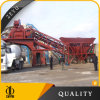 Easy Transportation of The Mobile Concrete Mixing Plant (YHZS75)