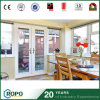 House Interior PVC Profile Glass Swing Door for Dining Room