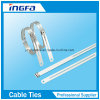 Ladder Single Barb Marine Band Stainless Steel Cable Ties
