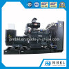 Power Plant Shangchai Diesel Engine 300kw/375kVA Open Type Electric Power Genset