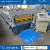 High Speed New Condition Building Material Roof Tile Roll Forming machine