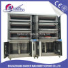 6 Trays Bread Baking Oven Gas Deck Oven with Proofer