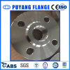 DIN2566 Threaded Flange with Neck Pn16 304L 1""