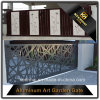 Laser Cut Aluminum Panel Main Entrance Gate Design for Villa