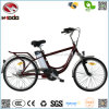 Low Price and Easy Ride Electric City Bike Wholesale Road Bicycle Pedal E-Bike Cheap Vehicle