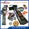 Long Servie Life Stainless Steel Donut Shaping and Frying Machine