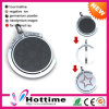 Top Sale Lave Stone Pendant for Best Gift with Crystal