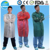 Breathable Disposable Lab Coats, SBPP SMS Microporous Lab Coat for Clean Room