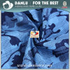 100%Cotton Poplin with Camouflage Jacquard Fabric for Shirt