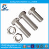 DIN933/931 Stainless Steel Hex Bolts with Nuts
