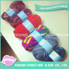 Breathable Fancy Weaving Craft Wool Hand Knitting Yarn