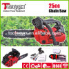 Top Handle Chainsaw 25.4cc with CE, GS, Euro II Certificates