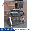 Stainless Steel Jacketed Cooking Kettle for Jam