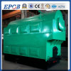 Pellet and Wood Burning Steam Furnance with High Efficiency