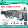 Full-Automatic Baby Diaper Making Machinery Supplier (YNK500-SV)