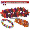 Party Garland Hawail Flower Lei Party Items (LH1003)