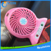 Mini Portable USB Rechargeable USB Fan with Logo Printed