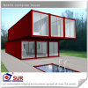 40ft Modified Shipping Container House with 2 Storey