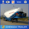 40 50 60 Cbm Bulk Powder Cement Tanker Semi Trailer