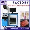 2015 Desk Model CO2 Laser Marking Machine for Nonmetal
