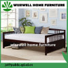 Wooden Living Room Furniture Double Sofa Bed (W-B-0061)