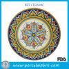 Majolica Cheese Plate Italian Ceramic Dishes