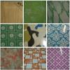 Building Material Print Flower PPGI Steel Coil