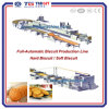 Complet Automatic Biscuit Making Machinery From Shanghai