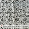 Nylon Cotton Geometric Lace Fabric (M3186)