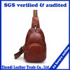 The New Wholesale Korean Retro Leather Leather Men′s Chest Pack (85920)