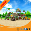 New Promotional Plastic Outdoor Playground with Cheap Price