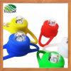 Bicycle Colorful Frog Light/Tail Light Silicone Lamp