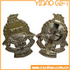 Custom Antique Brass 3D Medal for Promotional Gift (YB-LY-C-08)