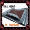 HDPE Material Reinforced Plastic Sheet Tarpaulin