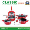 Aluminum Kitchenware-Cookware Set (HT-S0901)