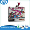 Die Casting Enamel Medal with Standing Case