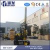 Hf140y Multi-Function Hydraulic Crawler DTH Rotary Drilling Rig