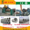 Steel Reinforced Concrete Pipe Making Machine Conrete Gutter Pipe Mould Factory Price