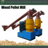 Small Wood Sawdust Straw Pellet Press Machine for Biomass Waste