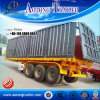 China Factory Directly Sale Tipping Flatbed Container Trailer