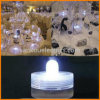 Submersible LED Tea Light Candle/Floating LED Candle as Wedding Goods