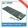 7000mAh Mobile Phone Solar Power Bank Charger