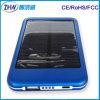 High Capacity Phone Accessories 5000mAh Solar Power Bank