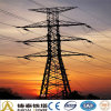 Four Leg Angle Steel Power Transmission Tower