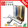 Gold/Silver Coated Pet Metalized Thermal Laminating Film
